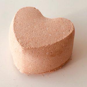 badbruisballen voor valentijn