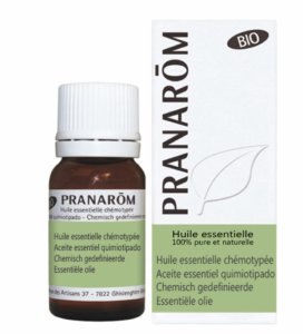 Tea tree oil in verpakking pranarom
