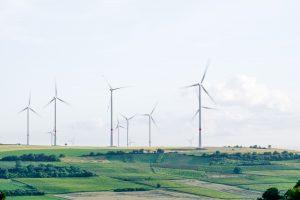 Windmolens zijn een veelgebruikte bron van groene energie